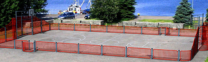 Play arenas